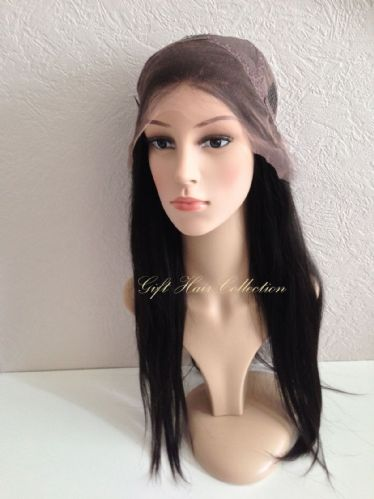 Full Glueless Lace Wig Virgin Hair STRAIGHT